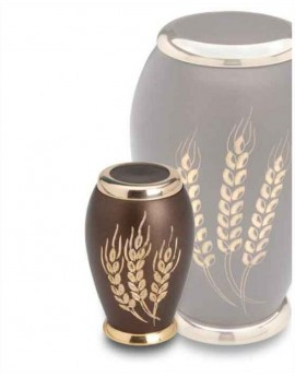 Keepsake Urn - Prairie Wheat